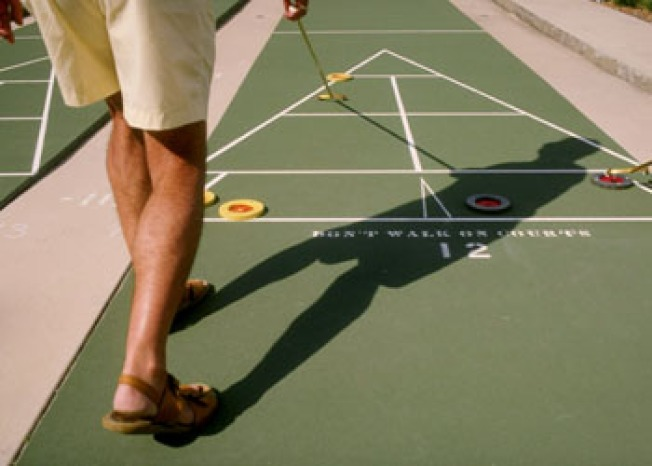 """Cursed"" Bklyn Eatery Has New Tenant, Shuffleboard"