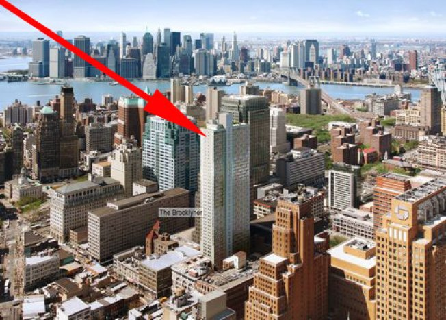 Brooklyn's New Tallest Gets a Name: The Brooklyner!