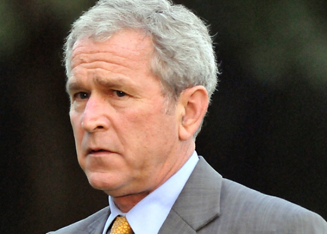 "Obama ""Deserves My Silence"" Bush Says in Canada"