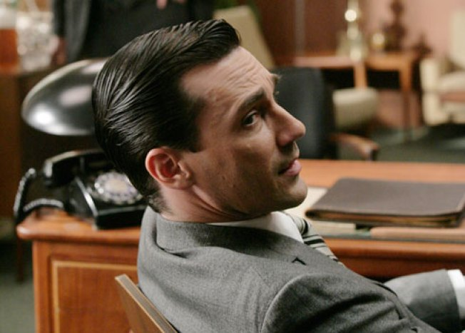 Your Halloween Guide to Don Draper's Hair