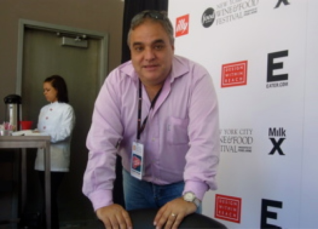 From the Eater Lounge: Lee Schrager