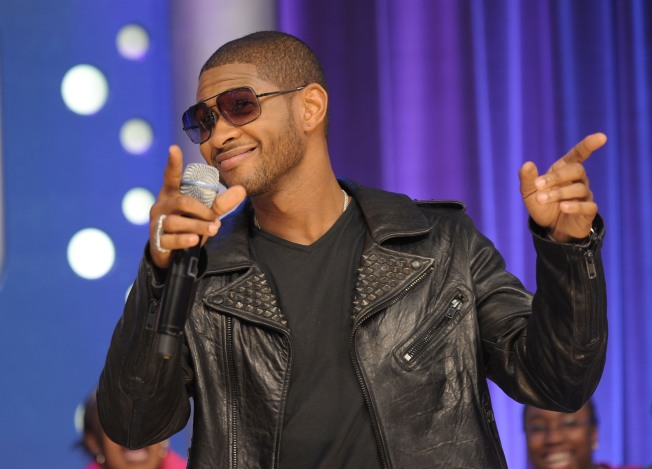 "Usher Inspires a Night of Improvement on ""Idol"""