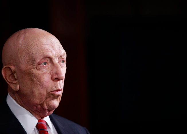 With Byrd's Death, NJ's Lautenberg Becomes Senate's Oldest Member