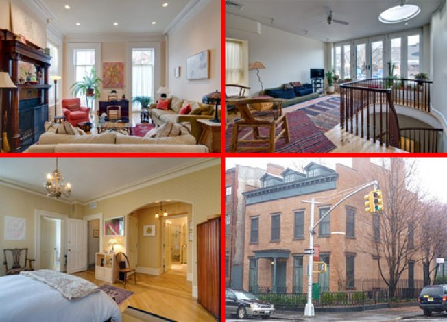 Blogger's Brooklyn Dream House Hits the Market for $7M