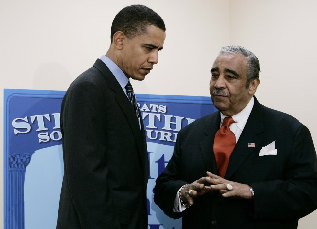 Obama: Rangel Should End His Career With Dignity