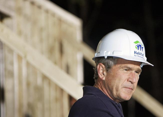 Katrina Took Wind Out of Bush, Former Aides Say