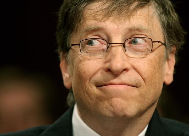 Billionaire Gates Pledges Million$ to Fight Polio