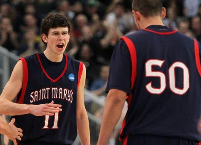 St. Mary's Becomes the Tournament's Cinderella
