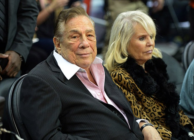 Donald Sterling's Lawyers Push to Make Case Federal