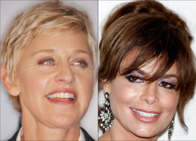 "Judging Ellen as a Paula's ""Idol"" Replacement"