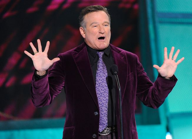 Robin Williams: Broadway Bound