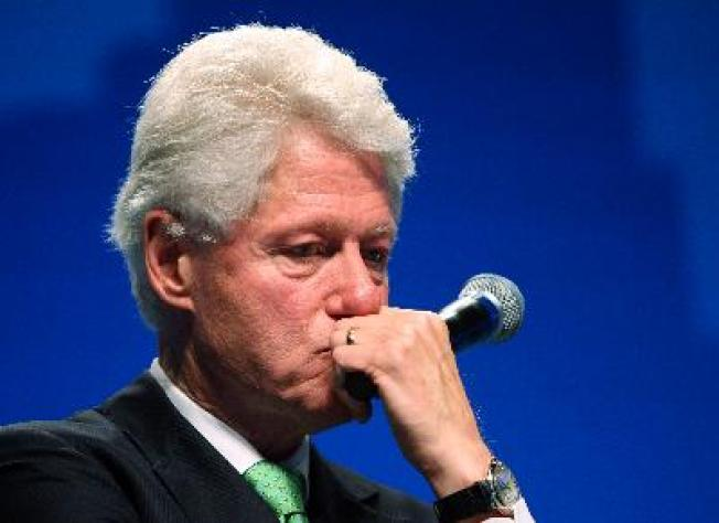 Bill Clinton Insinuates Obama Unelectable
