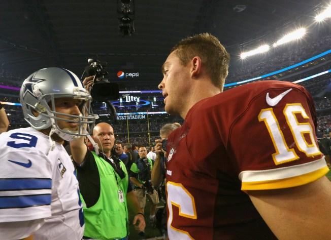 'No Means No': Redskins PR Pulls Colt McCoy Away From Postgame Interview