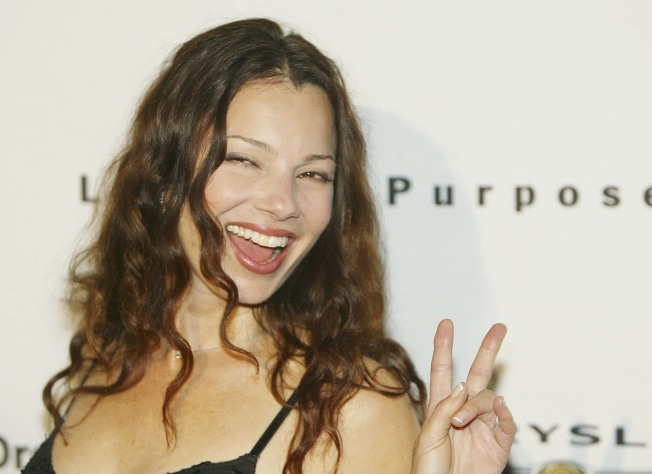 Oh My Gawd! Fran Drescher Wants Hil's Senate Seat