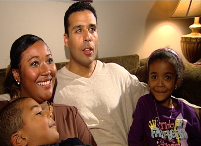 Wrongfully Imprisoned Man Gets His First Taste of Freedom