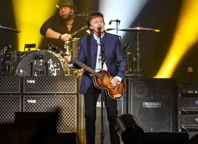 Paul McCartney Adds Tour Dates for New York, New Jersey