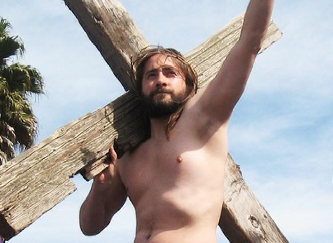 Hunky Jesus Crowned