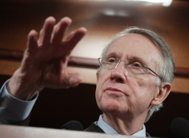 Senate Must OK Stopgap or Face Gov't Shutdown