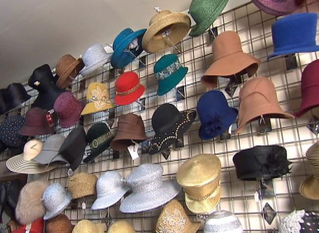 Harlem Hat Designer Makes Fashion Week Debut