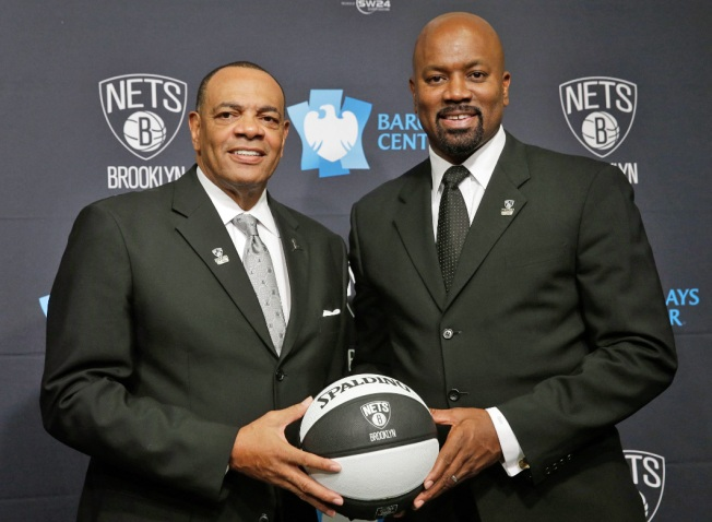 Struggling Nets Dump Hollins, Reassign GM King