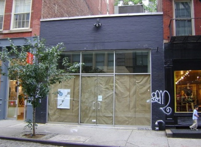 On the Racked: Blu Dot & Brooklyn Industries Pop-Up Open in Soho While BR Concept Closes, More
