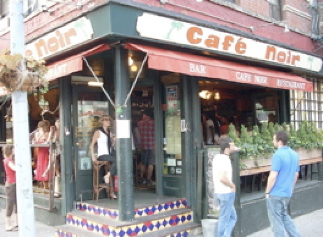 Reprieves: Cafe Noir Extends Lease
