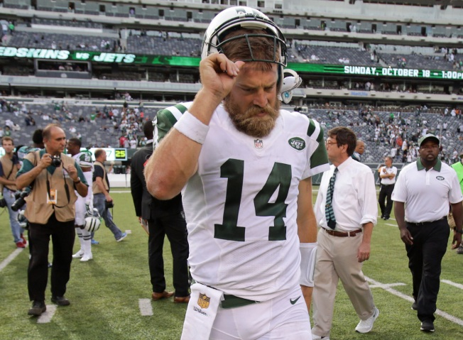 4 Turnovers Plus 1 Sproles Equal Jets' Loss to Eagles