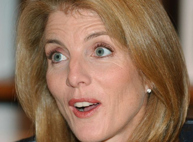 Caroline Kennedy Is Filthy Rich