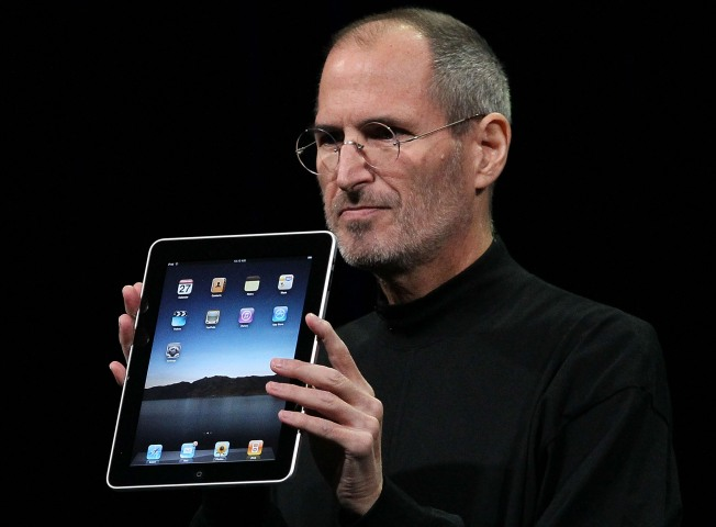 Humor Amidst Apple iPad Hysteria