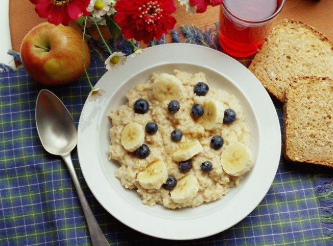 Is Fast-Food Oatmeal Really Oatmeal?
