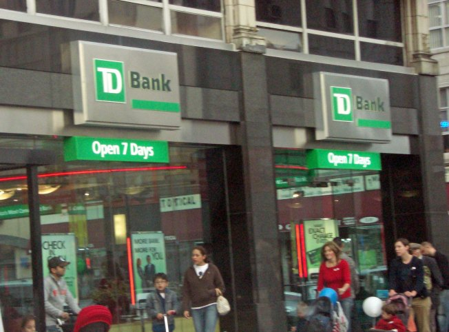 TD Bank Customers Victims of 'Transaction Glitch'