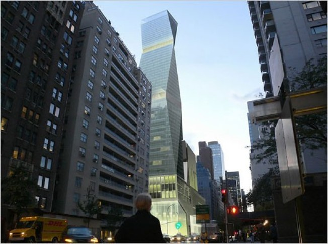 Dramatic 57th Street Tower Springs to Life (on the Internet)