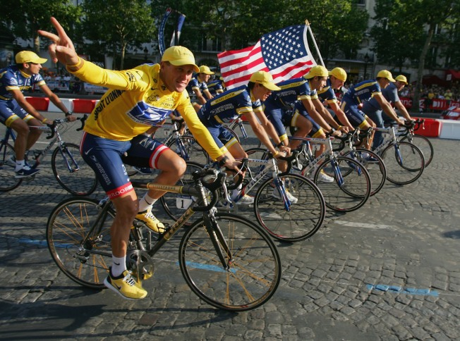 Feds Eye Expanding Armstrong Dope Probe: Report