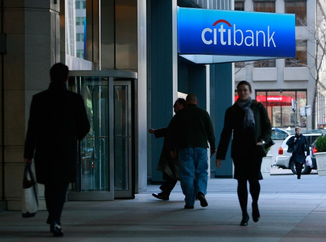 Citigroup Repays Bailout Funds