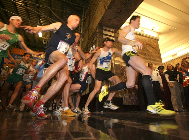 Repeat Winners Reign in Empire State Building Run-Up
