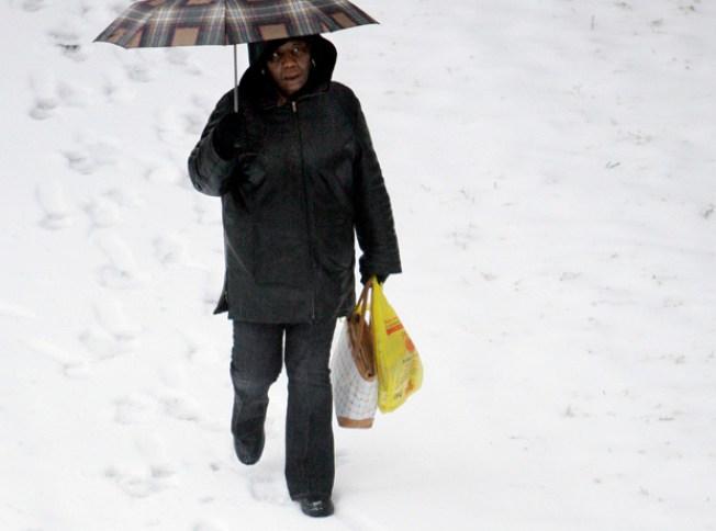 Winter Blast Moves On; But Some Schools Still Closed