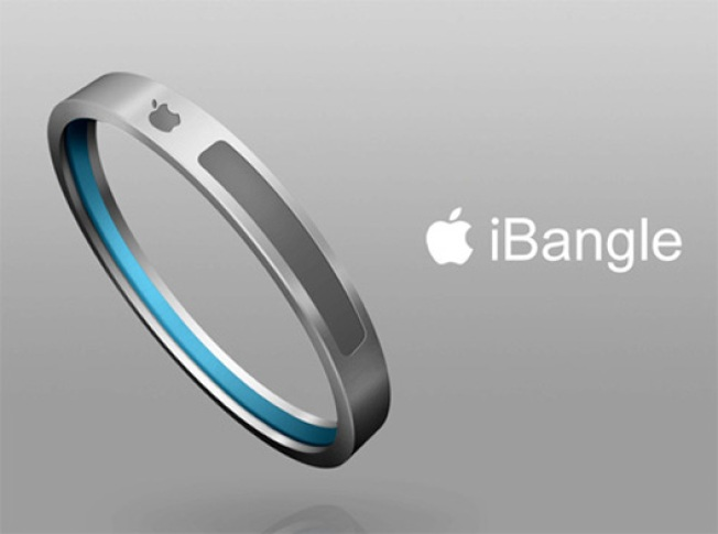 Introducing the iPod That's Also a Bangle