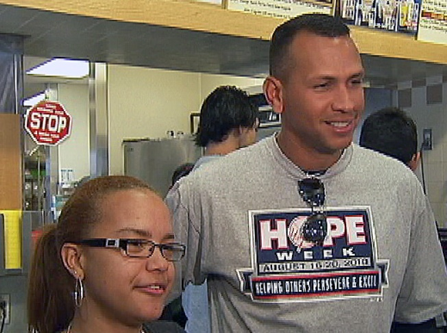 From Homeless to H.O.P.E with the Help of the Yankees