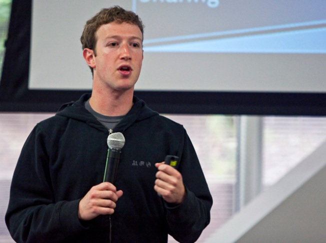 Mark Zuckerberg Gives Up Privacy Controls