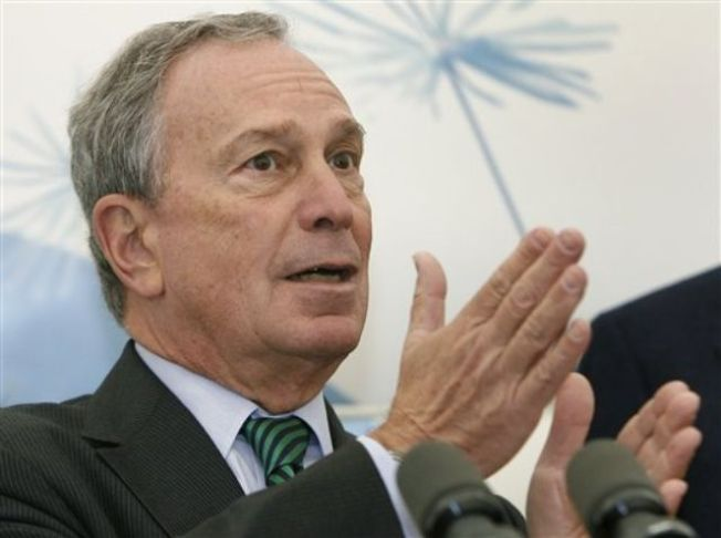 Lawsuit Seeks Protest Rights at Bloomberg's Home