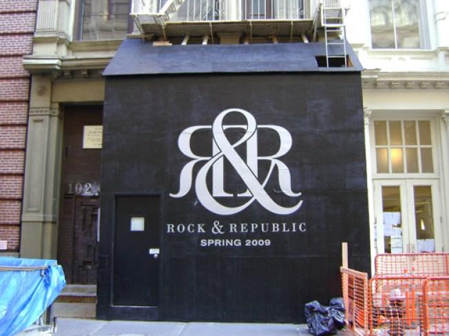 Storecasting: Rock & Republic Gets Greene