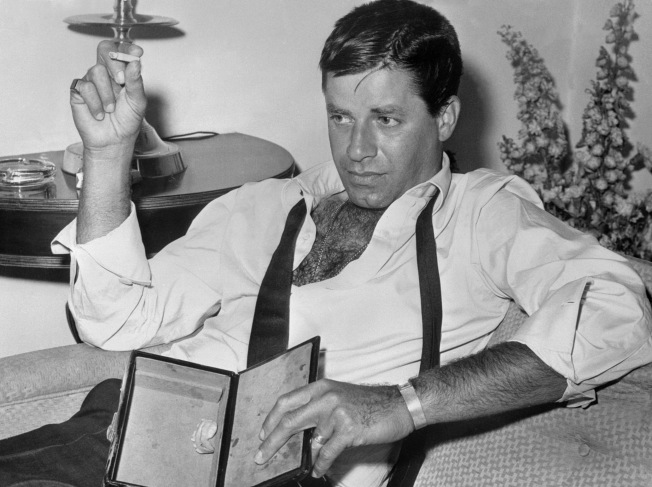 Jerry Lewis Gun Charges Dropped