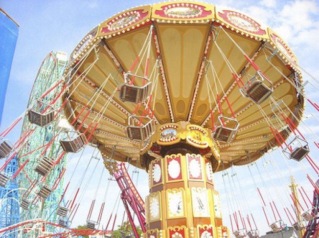Coney Island's Luna Park Opens for the Season!