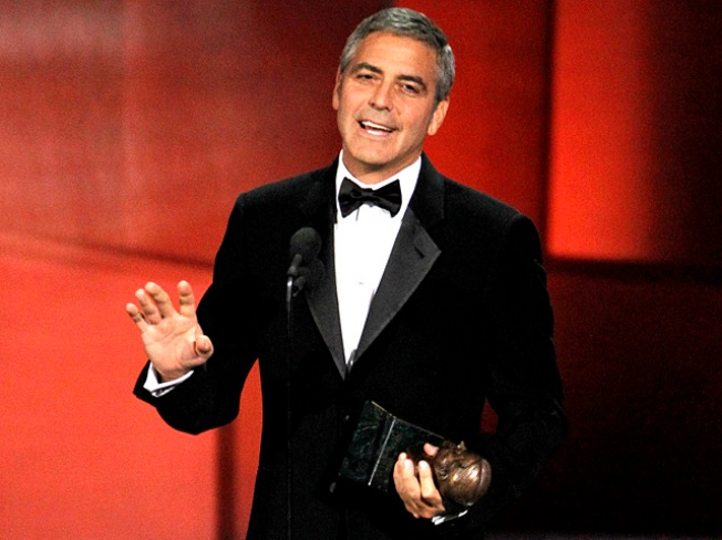 George Clooney: Too Much Sex, Drugs to Ever Run For Office