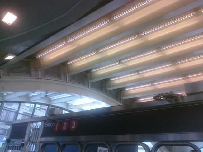 Subway Station of the Future Opens on Upper West Side