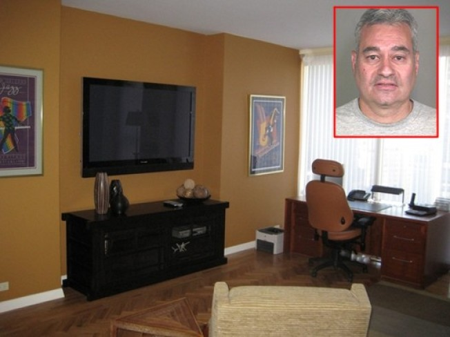 For Sale: Mini-Madoff's Museum Tower Condo