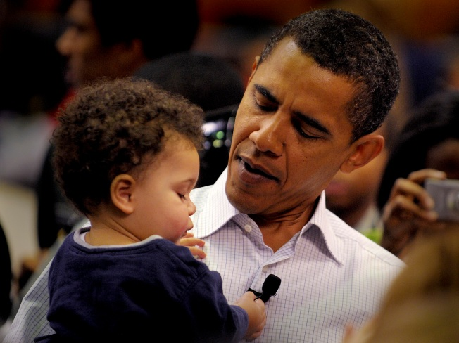 Obama baby boom is a bust