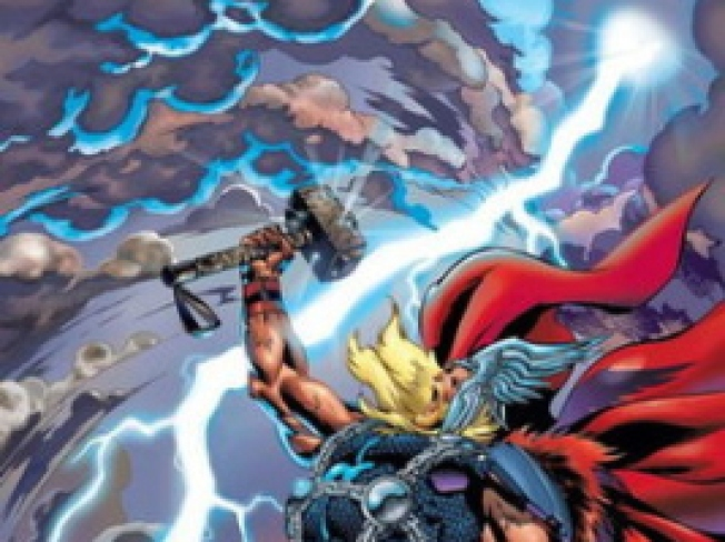 "Stop! Hammer Time -- ""Thor"" Release Pushed Up"