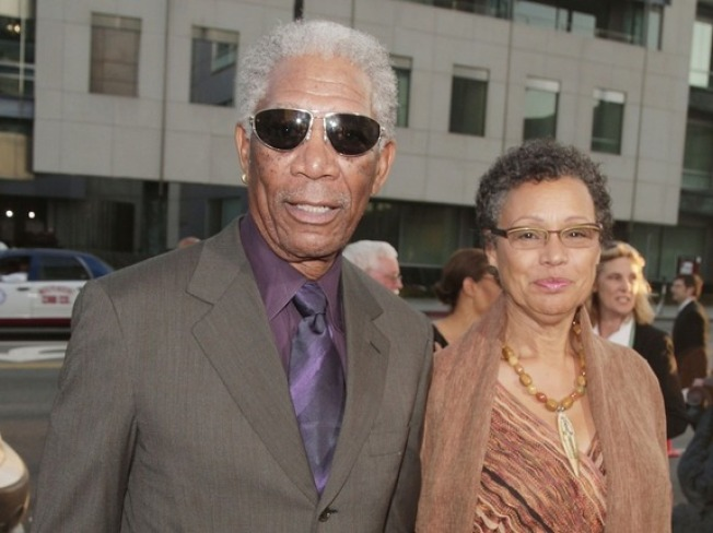 Morgan Freeman & Wife Divorcing After 24 Years of Marriage