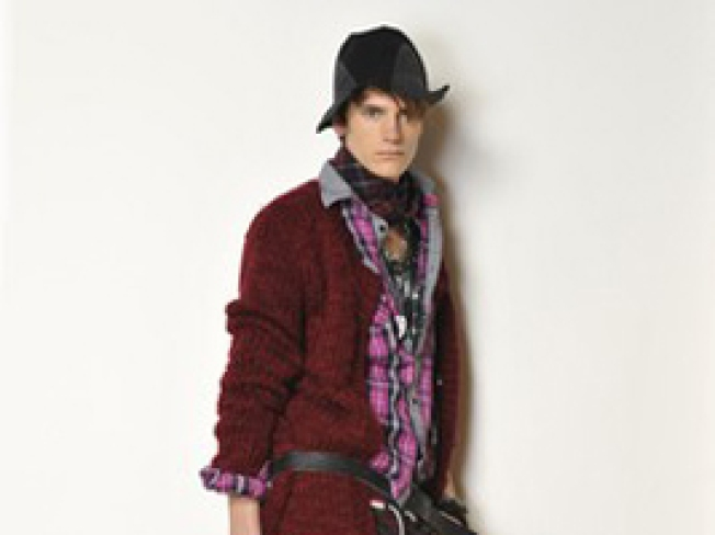 John Galliano Presents Diffusion Line for Gents: Galliano